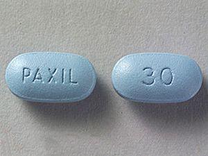 paxil  таблетки
