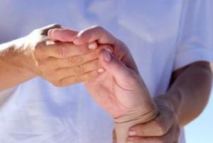 Чувствительность рук