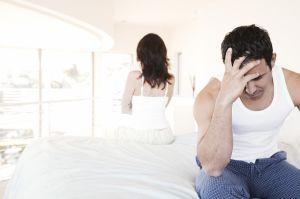 Интимные проблемы от стрессов