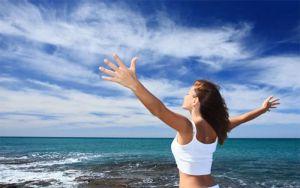 свобода и море