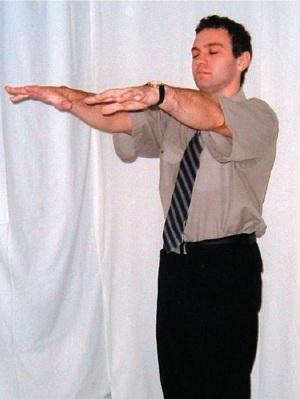 Тест на удержание равновесия