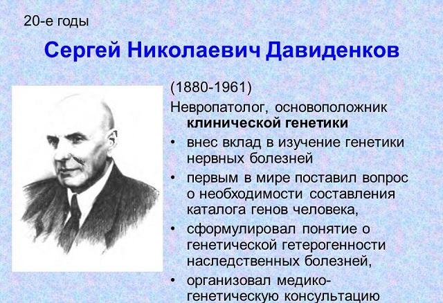 Давиденков