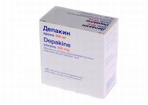 Депакин хроно