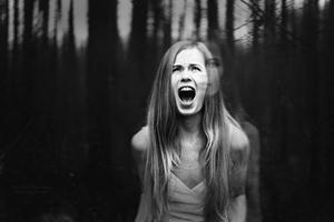 Психоз у девушки