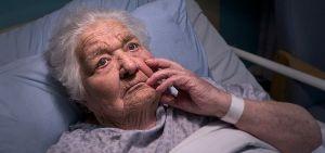 старческое расстройство сознания