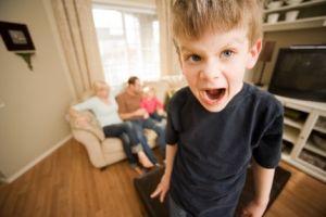 крик и стресс у ребенка