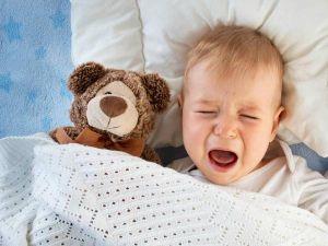 Детские судороги во сне