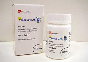 Антидепрессант Велбутрин