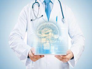 Мозг в руках невролога