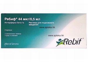 препарат от рассеянного склероза
