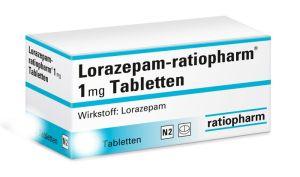 лоразепам таблетки инструкция по применению цена