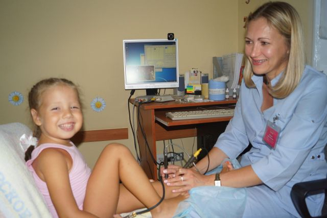 Лечение микротоком