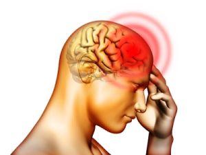 Нарушение в работе головного мозга