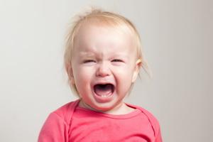 Ребенок истерик