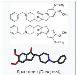Донепезила гидрохлорид