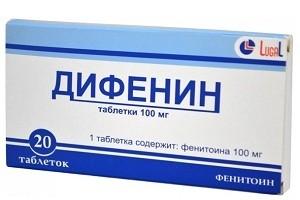 Дифенин