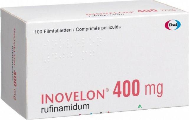 Таблетки от эпилепсии
