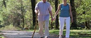 Прогулка с пользой для здоровья