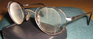 Очки со специальными линзами
