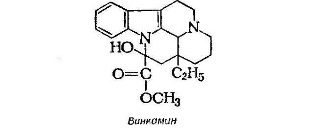 Формула Винкамина