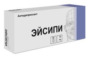 Антидепрессант Эйсипи