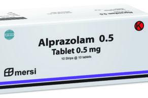 Алпразолам