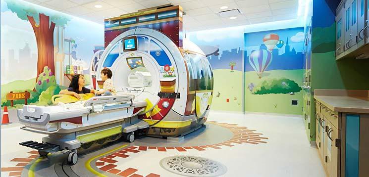 Комната для МРТ