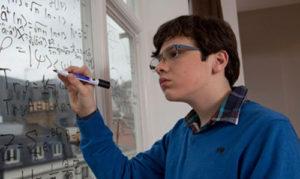 Джейкоб Барнет, гений физики