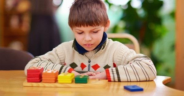 Коррекция аутизма