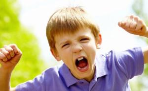Крик ребенка