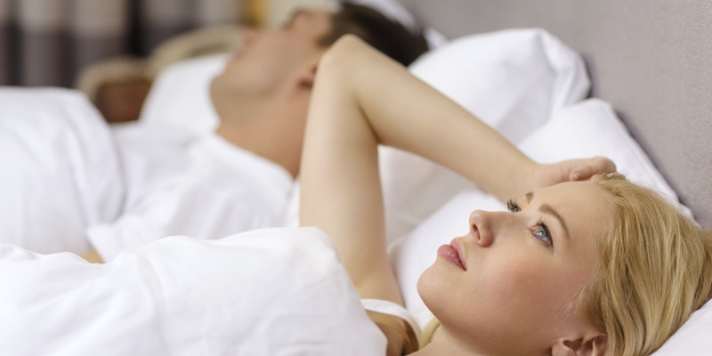 Девушки не спится