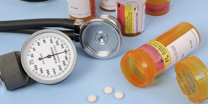 препараты для лечения давления